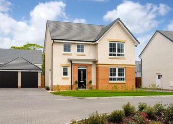 "Thumbnail 4 bed detached house for sale in ""Traigh"" at Haddington"
