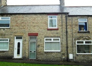 Thumbnail 2 bedroom terraced house to rent in Wansbeck Street, Chopwell, Newcastle Upon Tyne