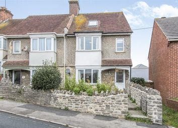 Thumbnail 3 bed end terrace house for sale in Court Road, Swanage, Dorset
