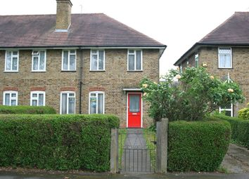 Thumbnail 3 bed end terrace house for sale in Central Avenue, Hayes