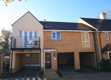 Thumbnail 1 bed semi-detached house to rent in Paul Harman Close, Ashford Kent