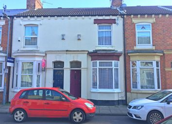 Thumbnail 3 bed terraced house to rent in Palm Street, Middlesbrough