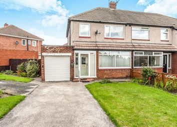 Thumbnail 3 bedroom semi-detached house for sale in Exeter Road, Wallsend