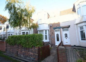 Thumbnail 4 bedroom terraced house for sale in Croft Avenue, Sunderland