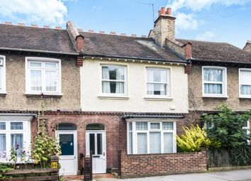 Thumbnail 3 bed terraced house for sale in Tunstall Road, Croydon, Surrey