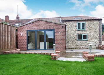 Thumbnail 4 bed end terrace house for sale in London Street, Whissonsett, Dereham