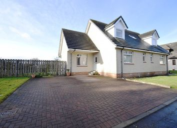 Thumbnail 5 bed detached house for sale in Glenburn Close, Airdrie