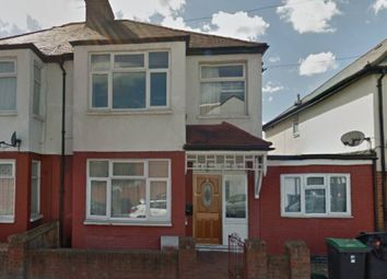 Thumbnail 4 bed semi-detached house to rent in Cromer Road, Tottenham