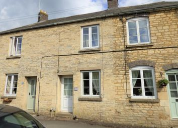 Thumbnail 2 bed terraced house for sale in Albion Street, Stratton, Cirencester