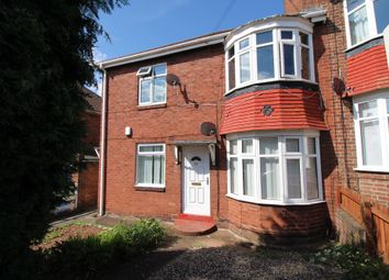 Thumbnail 2 bed flat for sale in Tantobie Road, Newcastle Upon Tyne