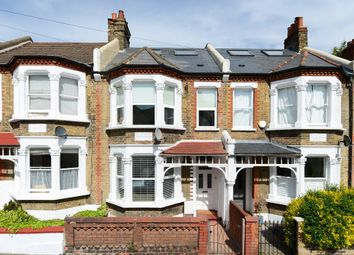 Thumbnail 5 bed terraced house for sale in Hazeldon Road, Brockley, London