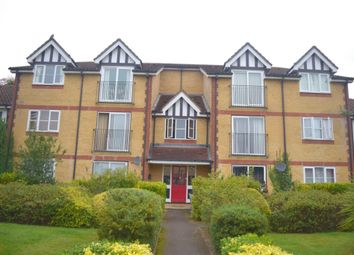 Thumbnail 1 bed flat to rent in Morse Close, Harefield