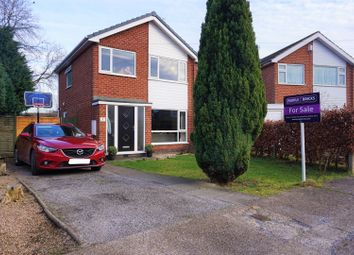 Thumbnail 3 bed detached house for sale in Burgh Hall Close, Chilwell
