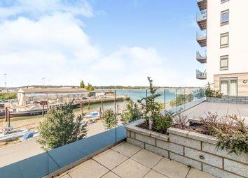 Thumbnail 3 bed flat for sale in Peninsula Quay, Pegasus Way, Gillingham, Kent