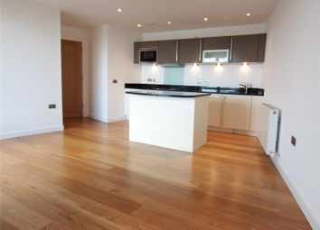 Thumbnail 1 bed flat for sale in Candle House, 1 Wharf Approach, Leeds, West Yorks