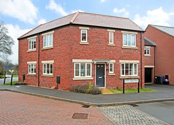 Thumbnail 3 bedroom semi-detached house to rent in White Horse Road, Marlborough, Wiltshire