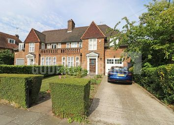 Thumbnail 5 bed semi-detached house to rent in Kingsley Way, London