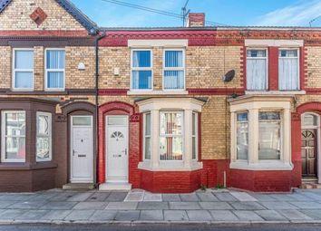 3 bed terraced house for sale in Wykeham Street, Liverpool, Merseyside L4