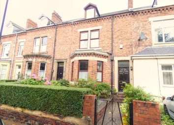 Thumbnail 4 bed terraced house for sale in Loraine Terrace, Lemington, Newcastle Upon Tyne