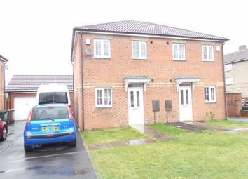 2 bed semi-detached house for sale in Maybury Villas, Longbenton, Newcastle Upon Tyne NE12