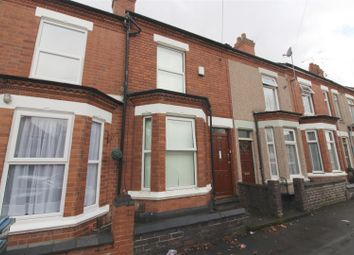 Thumbnail 3 bed terraced house for sale in Hugh Road, Coventry