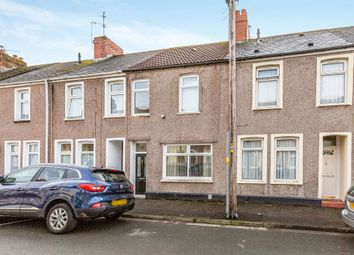 3 bed terraced house for sale in Ethel Street, Victoria Park, Cardiff CF5
