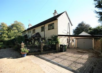 Thumbnail 2 bed semi-detached house for sale in Bentley, Farnham