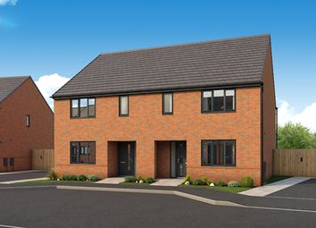 """Thumbnail 2 bedroom property for sale in """"The Evergreen"""" at Chamberlain Way, Peterborough"""