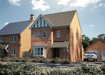 "Thumbnail 4 bed detached house for sale in ""The Waverley"" at Deardon Way, Shinfield, Reading"
