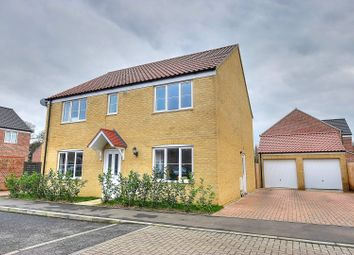 Thumbnail 5 bed detached house for sale in Memorial Way, Norwich