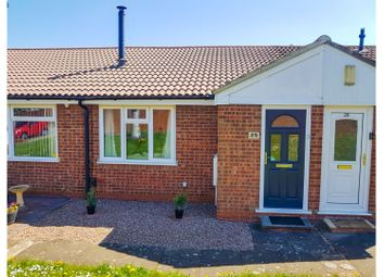 Thumbnail 1 bed bungalow for sale in Cheddar Close, Duston, Northampton