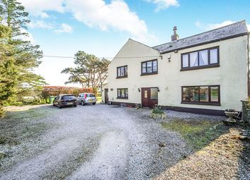 Thumbnail 4 bed detached house for sale in Newton Arlosh, Wigton, Cumbria