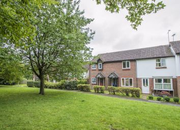 Thumbnail 3 bed terraced house to rent in Meadow Close, Compton, Newbury