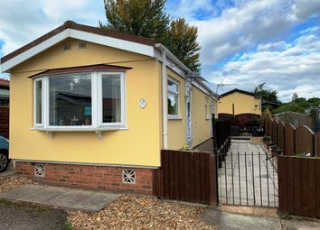 Thumbnail 1 bed mobile/park home for sale in Orchard Park, Elton, Chester