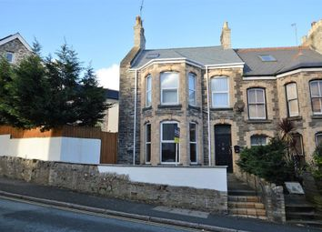 Thumbnail 4 bedroom end terrace house for sale in Berry Road, Newquay, Cornwall