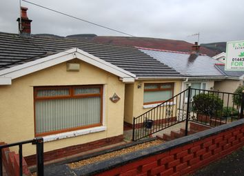 Thumbnail 2 bed semi-detached bungalow for sale in Glenbrook (B13), Mountain Ash