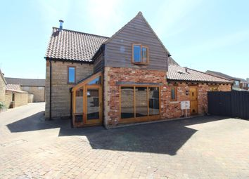 Thumbnail 4 bed barn conversion for sale in Horsegate Farm Close, Deeping St. James, Peterborough