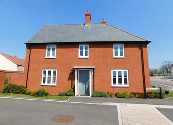 Thumbnail 3 bed end terrace house for sale in Welch Close, Axminster