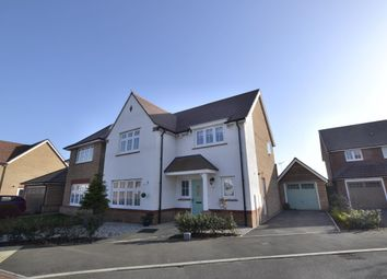 Thumbnail 4 bedroom detached house for sale in Bridge Keepers Way, Hardwicke, Gloucester