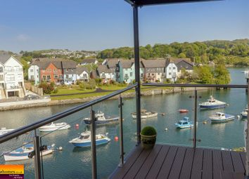 Thumbnail 2 bed flat for sale in Causeway View, Plymstock