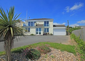 Thumbnail 4 bed detached house for sale in Trelawney Road, St. Mawes, Truro