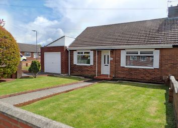 Thumbnail 2 bed bungalow for sale in Millais Gardens, South Shields