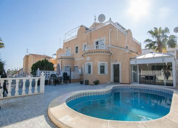 Thumbnail 3 bed villa for sale in Las Filipinas, Orihuela Costa, Alicante, Valencia, Spain