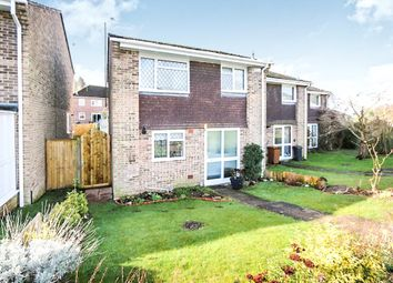 Thumbnail 3 bed end terrace house for sale in Ashdown Way, Romsey, Hampshire