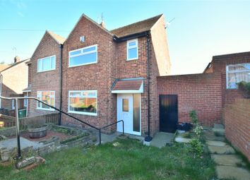 Thumbnail 2 bed semi-detached house for sale in Lincoln Avenue, Silksworth, Sunderland