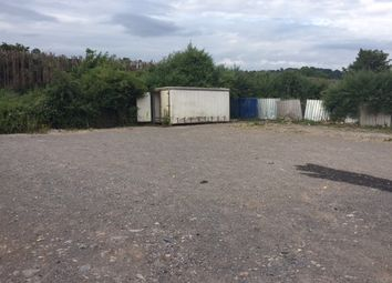 Thumbnail Land to let in Buckland Road, Pen Mill Trading Estate, Yeovil