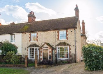 Thumbnail 3 bed cottage for sale in Oxford Road, Benson, Wallingford