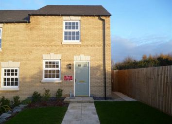 Thumbnail 2 bed semi-detached house to rent in The Hay Fields, Rainworth, Mansfield