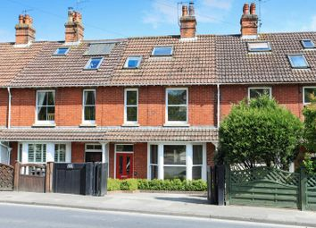 Thumbnail 3 bed terraced house for sale in London Road, Salisbury
