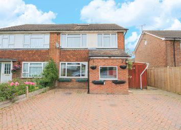 Thumbnail 4 bed semi-detached house for sale in Broad Field, West Hoathly, East Grinstead